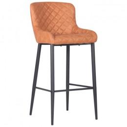 Барный стул Saddle (Седл) ocher AMF