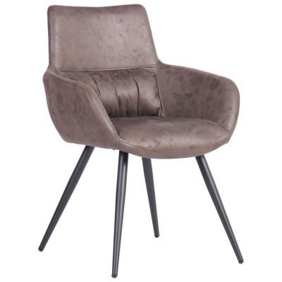 Кресло Concord (Конкорд) черный/cowboy PK какао AMF