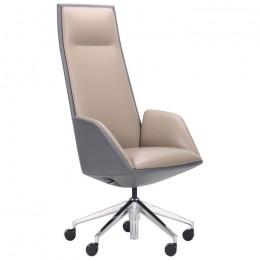 Кресло Domenik (Доменик) Beige/Grey AMF
