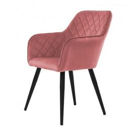 Кресло обеденное Antibа (Антиба) дымная роза Concepto