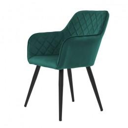 Кресло обеденное Antibа (Антиба) зелёный азур Concepto