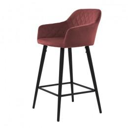 Барный стул хокер Antiba (Антиба) гранат Concepto