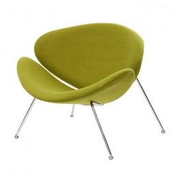 Кресло-лаунж Foster (Фостер) зеленый Concepto