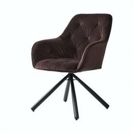 Кресло обеденное Cody (Коди) шоколадный Concepto