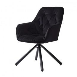 Кресло обеденное Cody (Коди) черный Concepto