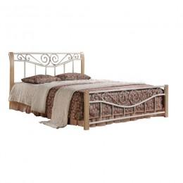 Кровать Ленора 1600*2000 М (крем) Domini