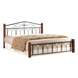 Кровать Миранда 1600*2000 М (каштан) Domini