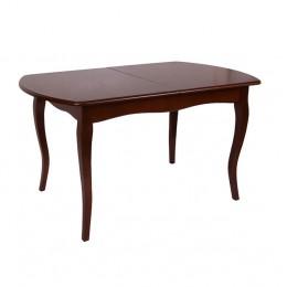 Стол Джессика 1300(+400)*800*770 (каштан) Domini