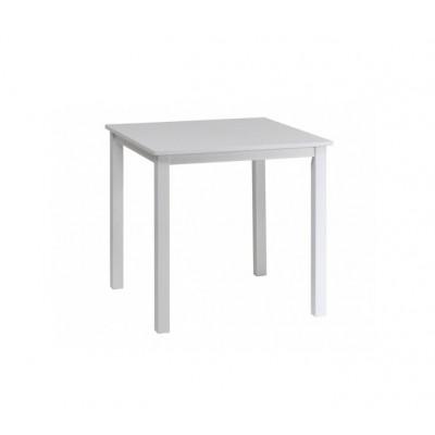 Стол Колтон 750*750*750 (белый) Domini