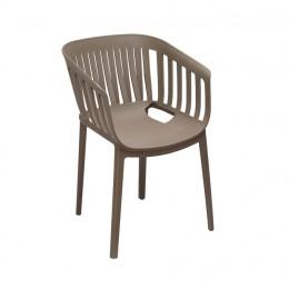 Кресло Патио (ПЛ серый) Domini