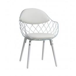 Кресло Вики (КЗ белый) (белый) Domini