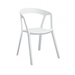 Кресло Корнер (ПЛ белый) Domini