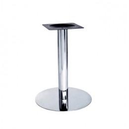 Опора для стола Тахо металл нержавейка высота 72 см диаметр 50 см ГСДМ