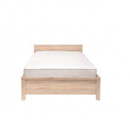 Каспиан сонома Кровать LOZ 90 (каркас) BRW