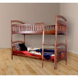 Двухъярусная кровать Кира (Сосна) МиксМебель