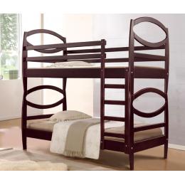 Кровать Виктория (Ольха) 90(80)*200 МиксМебель