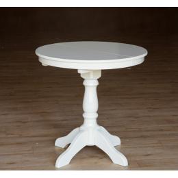 Стол обеденный Чумак-2 (бук) Слоновая кость, белый МиксМебель