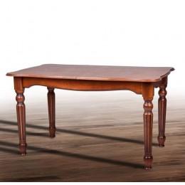 Стол обеденный Венеция (Ясень) орех 1,2м МиксМебель