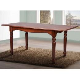 Стол обеденный Венеция (Ясень) орех 1,4м МиксМебель