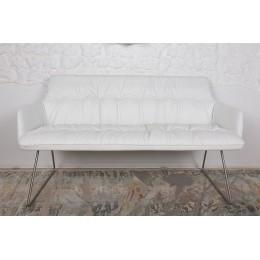 Кресло-банкетка LEON (1550*900*760) белый Nicolas