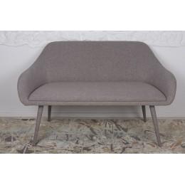 Кресло-банкетка MAIORICA (1310*610*810 текстиль) кофейный Nicolas