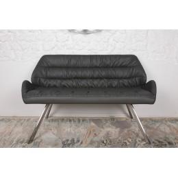 Кресло-банкетка TENERIFE (1350*600*890) темно-серый Nicolas