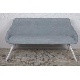 Кресло-банкетка TOLEDO (1550*640*830 текстиль) рогожка бледно-бирюзовый Nicolas