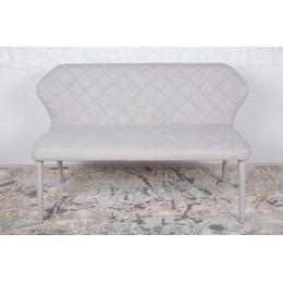 Кресло-банкетка VALENCIA (130*59*85 cm-текстиль) беж Nicolas