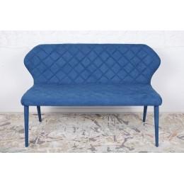 Кресло-банкетка VALENCIA (130*59*85 cm-текстиль) бирюза Nicolas