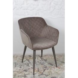 Кресло BAVARIA (58*65*80 cm текстиль) бежевый Nicolas