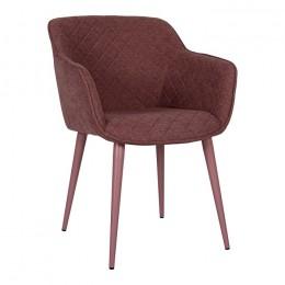 Кресло BAVARIA (58*65*80 сm текстиль) какао Nicolas