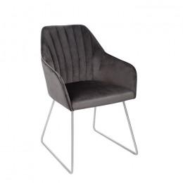 Кресло BENAVENTE (ткань) антрацит Nicolas