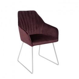 Кресло BENAVENTE (текстиль) гранат Nicolas
