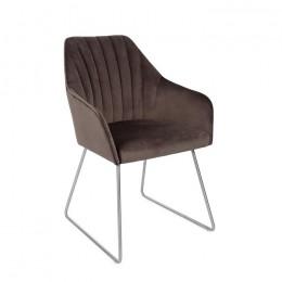 Кресло BENAVENTE (текстиль) мокко Nicolas