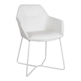 Кресло LAREDO (610*620*880) w белый Nicolas