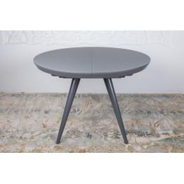 Стол обеденный AUSTIN (110 (35)*110*76cmH) графит Nicolas