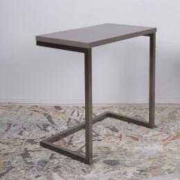 Стол приставной-консоль YORK (59.5*35*60) мокко Nicolas