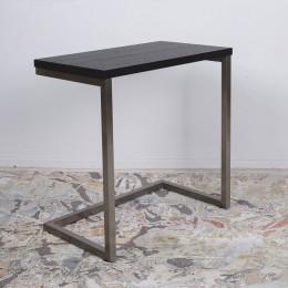Стол приставной-консоль YORK (59.5*35*60) венге Nicolas