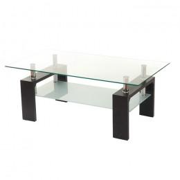 Журнальный стол С-107-2 венге 110*60*45(H) Vetro