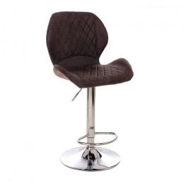 Барный стул В-11 (81-116)*53*55*(60,5-95,5) Vetro