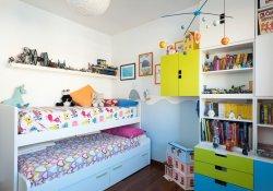 Как правильно сэкономить место в детской комнате